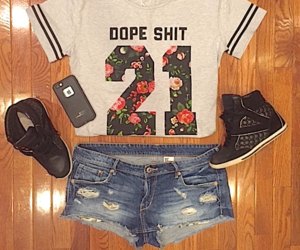 dope, fashion, and funny image