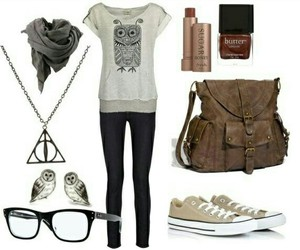 beautiful, chic, and harry potter image