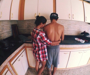 couple, perf, and relationship goals image