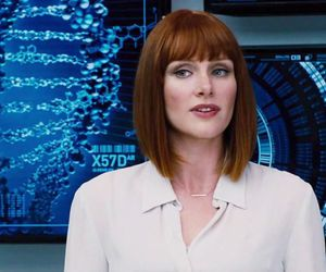 bryce dallas howard and jurassic world image