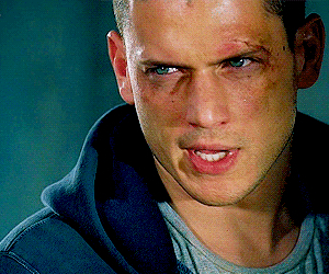 michael scofield, eyes, and guy image