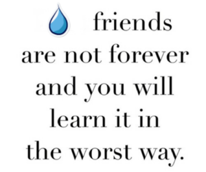 true, frases, and friendship image