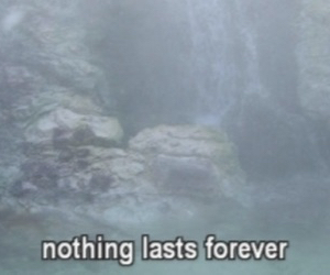 forever, nothing, and quote image