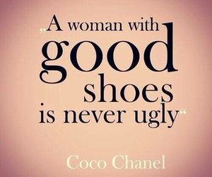 shoes, coco chanel, and woman image