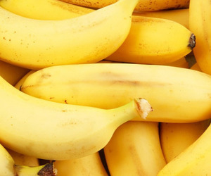 banana, fruit, and FRUiTS image