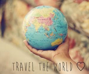 travel, world, and travel the world image