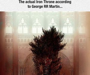 game of thrones and iron throne image