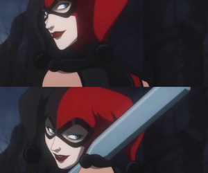 animation, batman, and DC image