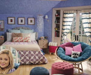 bedroom, disneychannel, and girly image