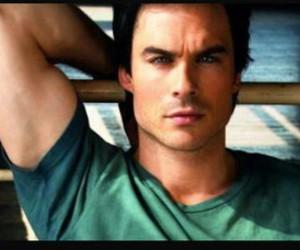 handsome, Hot, and ian somerhalder image