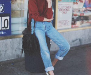fashion, 80's, and style image