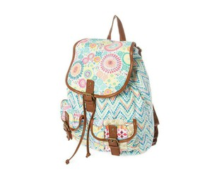 backpack, pink, and claire's image