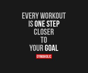 motivation, workout, and fitspo image
