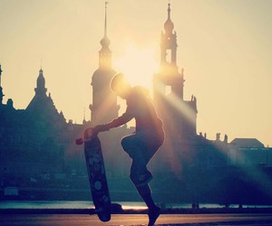 epic, longboard, and skateboard image