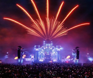 awesome, festival, and fireworks image