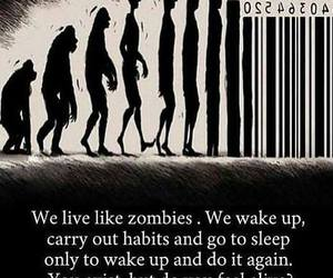alive, people, and zombies image