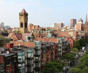 boston, massachusetts, and skyline image