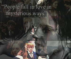 books, weasley, and granger image