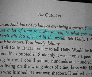 quote, book, and the outsiders image