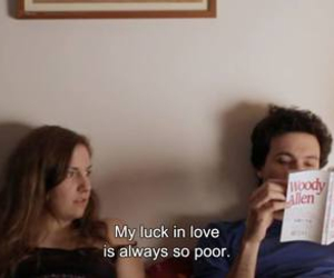 luck, poor, and love image