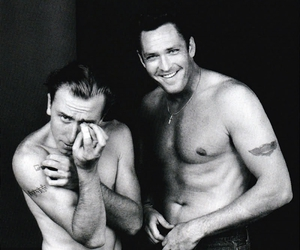 Tim Roth and michael madsen image