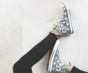 allstar, converse, and sneakers image