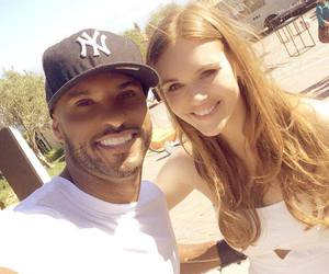 holland roden, teen wolf, and ricky whittle image