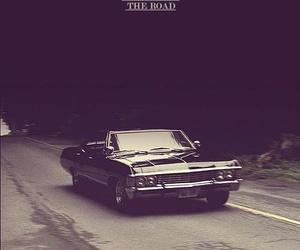 supernatural, car, and impala image