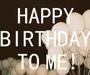 birthday and me image