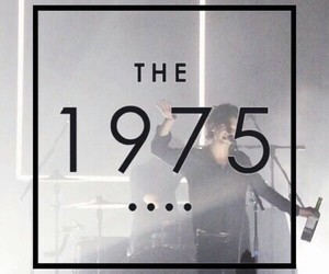 the 1975, band, and wallpaper image