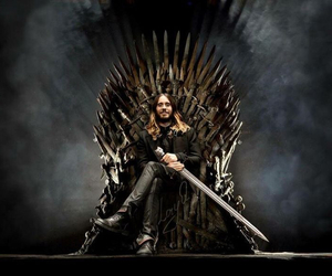 jared leto and game of thrones image