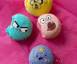 gumball, adventure time, and cartoon network image