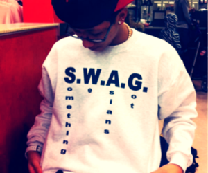 swag, boy, and asian image