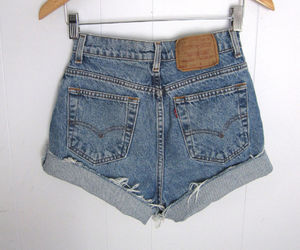 denim, fashion, and shorts image
