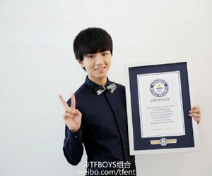 guinness, update, and tfboys image