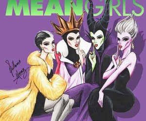 disney, mean girls, and maleficent image