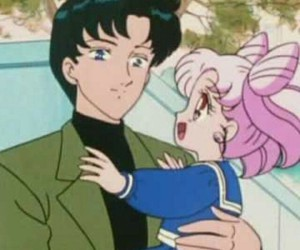 90s, girl, and sailor moon image