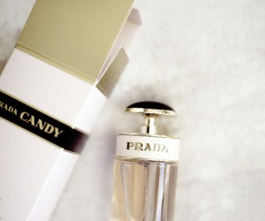 Prada, perfume, and candy image