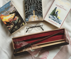 book, harry potter, and potter image