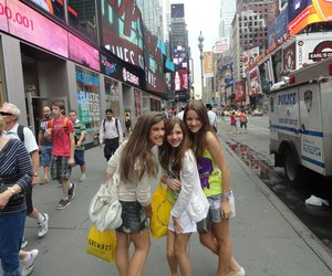 new york, pretty, and friends image