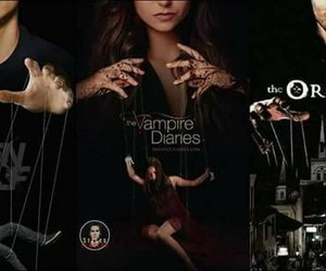 The Originals and the vampire diaries image