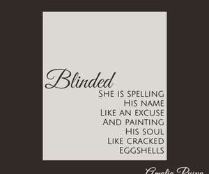 blinded, boy, and excuse image