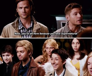 dean winchester, quotes, and jared padalecki image