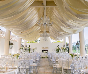 beautiful, wedding, and wedding cake image