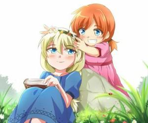 anime, little princess, and disney princess image