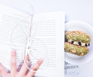 book, favorite, and food image