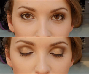 beauty, makeup, and pixie padlock image
