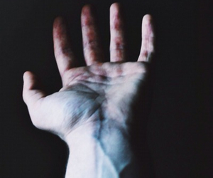 hand, grunge, and hipster image