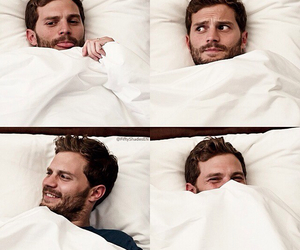 jamie, dornan, and cute image