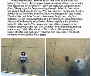 one direction imagine, 1d imagine, and imagine harry styles image